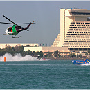 Power Boat World Cup Race, Doha, Qatar